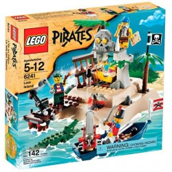 LEGO Piráti 6241 Ostrov pokladů