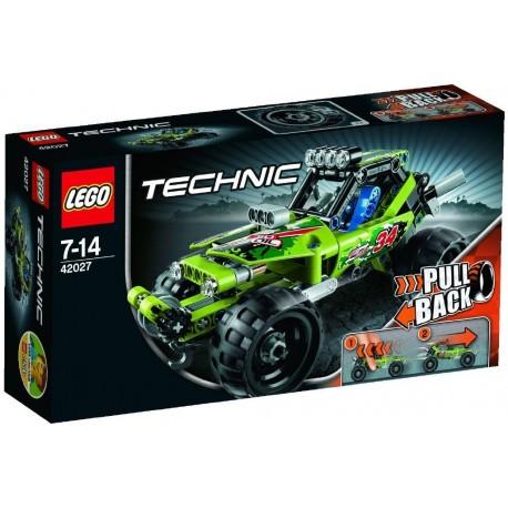 LEGO Technic 42027 Pouštní závoďák
