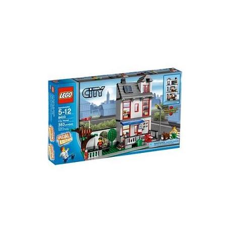 LEGO City 8403 Městský dům