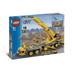 LEGO City 7249 Pojízdný jeřáb XXL