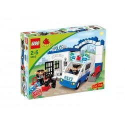 LEGO Duplo 5602 Policejní stanice