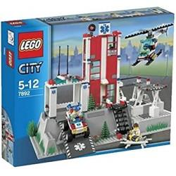 LEGO City 7892 Nemocnice