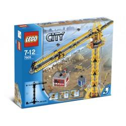 LEGO City 7905 Věžový jeřáb