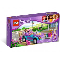 LEGO Friends 3183 Senzační kabriolet Stephanie