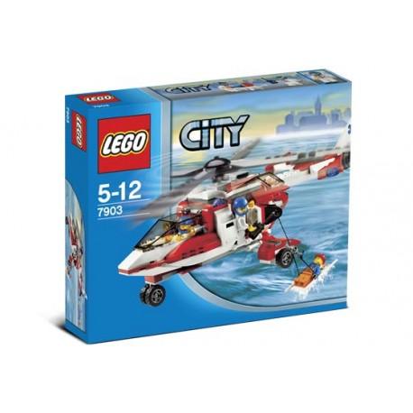 LEGO City 7903 Záchranářský vrtulník