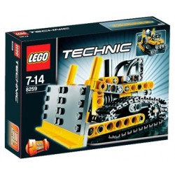 LEGO Technic 8259 mini Buldozer