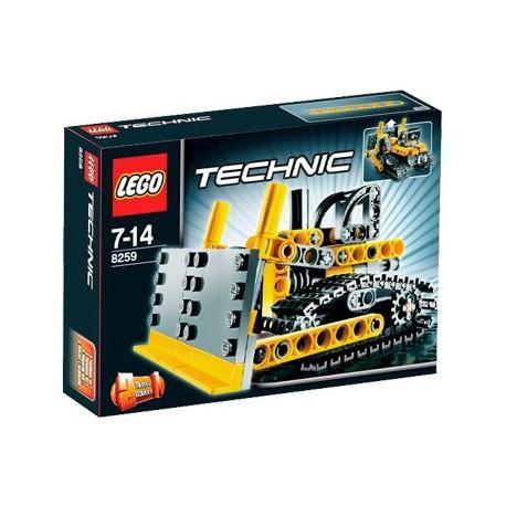 LEGO Technic 8259 mini Buldozer