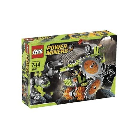 LEGO Power Miners 8963 Skalní vozidlo