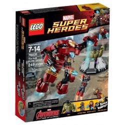 LEGO Super Heroes 76031 Avengers nr. 3