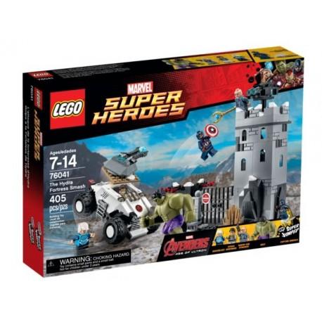 LEGO Super Heroes 76041 Zkáza pevnosti Hydry