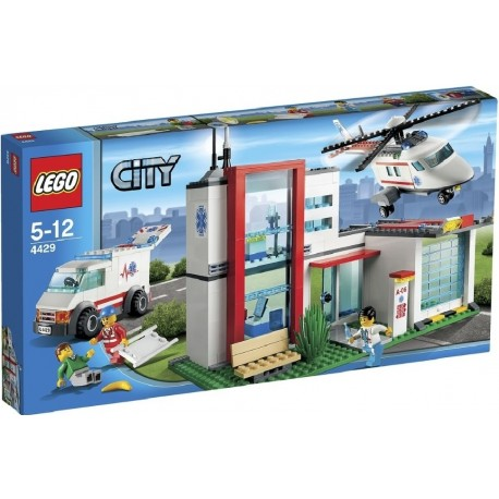 LEGO City 4429 Záchranná helikoptéra