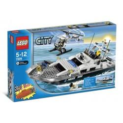 LEGO City 7899 Policejní člun