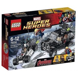 LEGO Super Heroes 76030 Avengers nr. 2