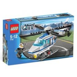 LEGO City 7741 Policejní vrtulník