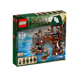 LEGO Hobbit 79016 Útok na Jezerní město