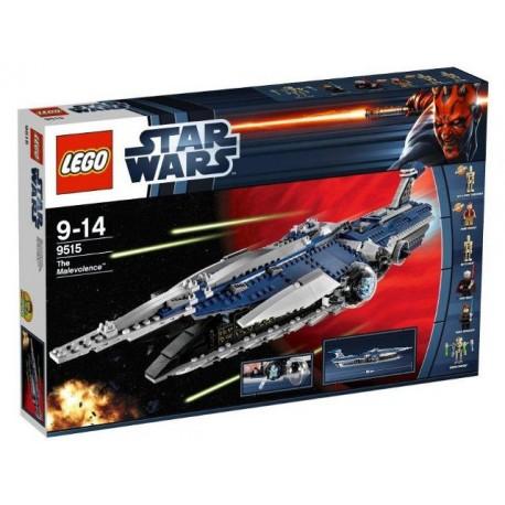LEGO Star Wars 9515 Bojová loď Malevolence
