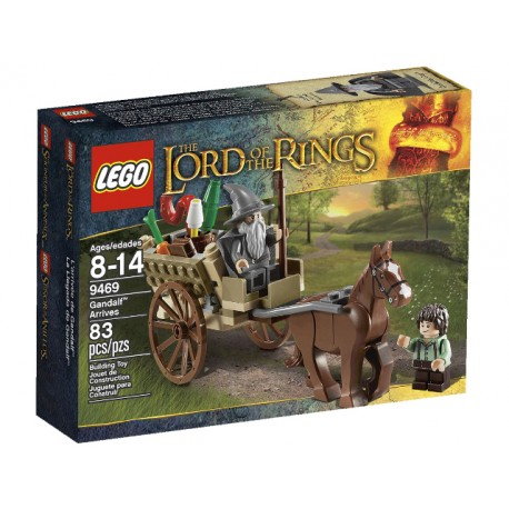 LEGO Lord of the Rings 9469 Gandalf přichází