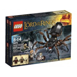 LEGO Lord of the Rings 9470 Shelob útočí