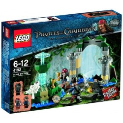LEGO Piráti z Karibiku 4192 Fontána mládí