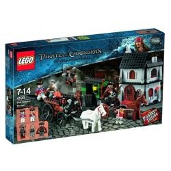 LEGO Piráti z Karibiku 4193 Útěk z Londýna