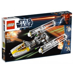 LEGO Star Wars 9495 Gold Leaders Y-Wing Starfighter