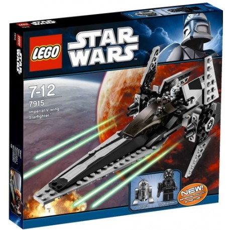 LEGO Star Wars 7915 Hvězdná stíhačka V-Wing Impéria