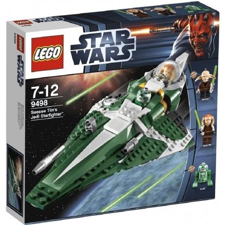 LEGO Star Wars 9498 Hvězdná stíhačka Jediho Saesee Tiina