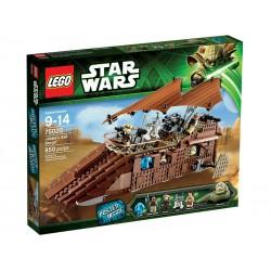 LEGO Star Wars 75020 Jabbův nákladní člun