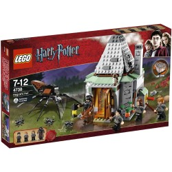LEGO Harry Potter 4738 Hagridova bouda