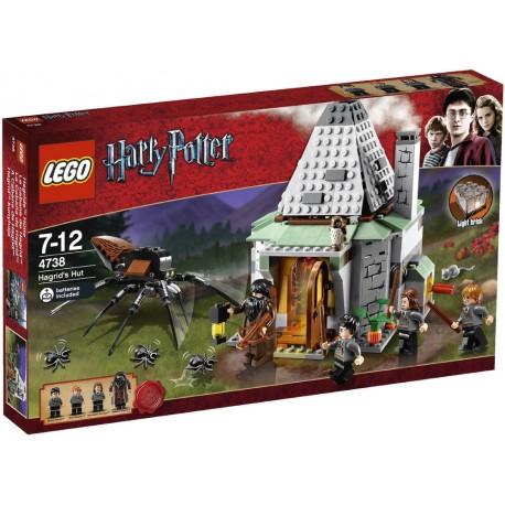 LEGO Harry Potter 4738 Hagridova bouda