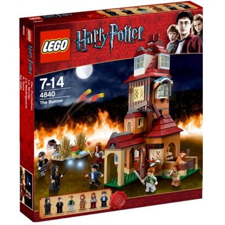 LEGO Harry Potter 4840 Doupě