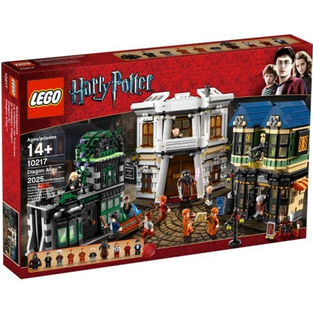 LEGO Harry Potter 10217 Diagon Alley