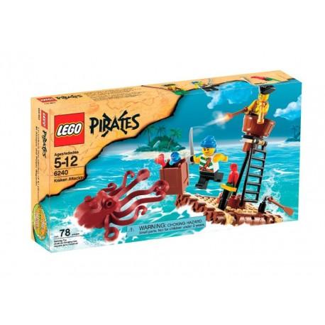LEGO Piráti 6240 Kraken útočí