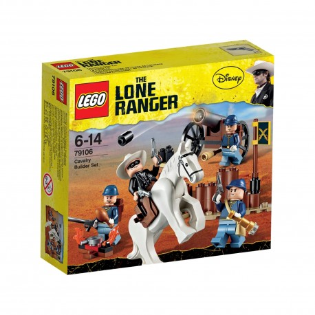LEGO The Lone Ranger 79106 Kavalérie