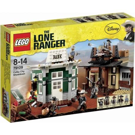 LEGO The Lone Ranger 79109 Loupež v Colby City