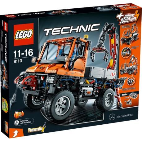 LEGO Technic 8110 Mercedes-Benz Unimog U 400