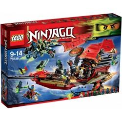 LEGO Ninjago 70738 Poslední let Odměny osudu