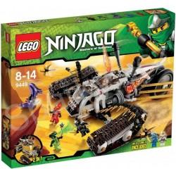 LEGO Ninjago 9449 Nadzvukový útočník