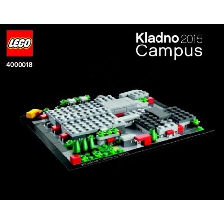 Lego Limited Edition 4000018 Production Kladno Campus 2015