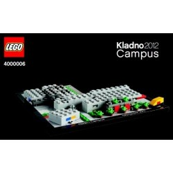 Lego Limited Edition 4000006 Production Kladno Campus