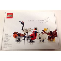 LEGO Limited Edition 4002014 HUB BIRDS