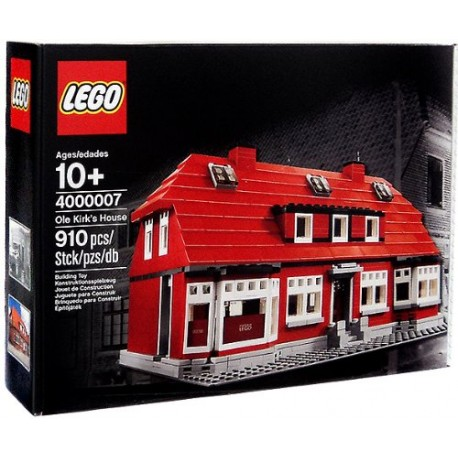 LEGO Limited Edition 4000007 Ole Kirk's House