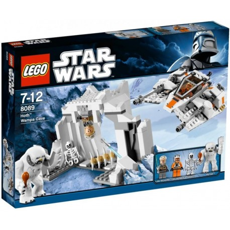 LEGO Star Wars 8089 Wampová jeskyně na planetě Hoth