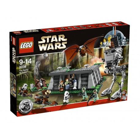 LEGO Star Wars 8038 Bitva u Endoru