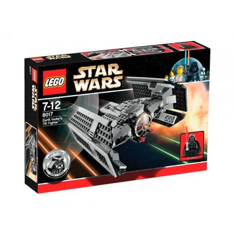 LEGO Star Wars 8017 TIE Stíhačka Darth Vadera