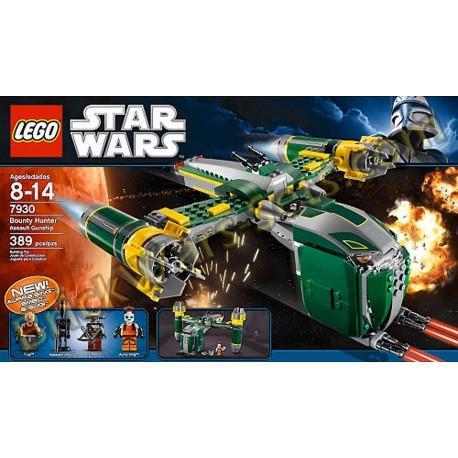 LEGO Star Wars 7930 Útočná bojová loď