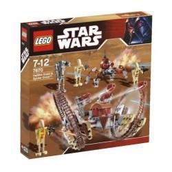 LEGO Star Wars 7670 Ostřelovací a pavoučí Droid