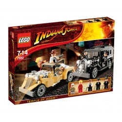 LEGO Indiana Jones 7682 Honička v Šanghaji