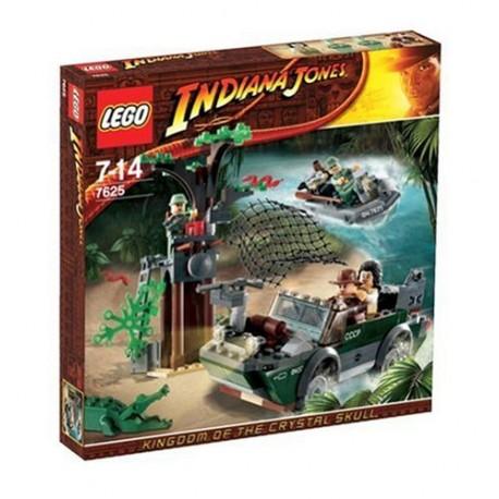 LEGO Indiana Jones 7625 Honička v řece