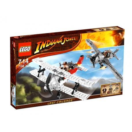 LEGO Indiana Jones 7198 Letecká bitva